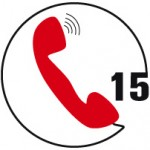 urgence15